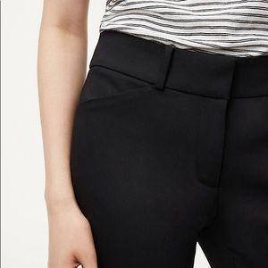 Loft Julie Ankle Pants - NWT